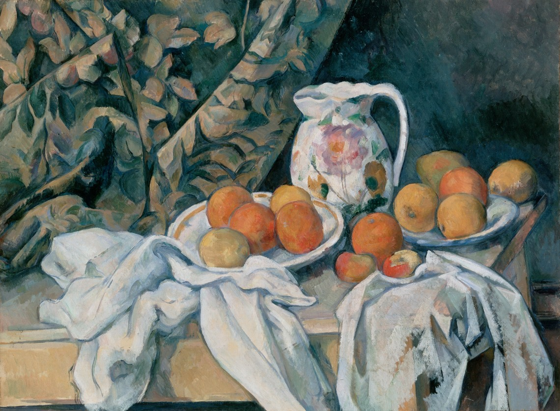 Cézanne,_Paul_-_Still_Life_with_a_Curtain